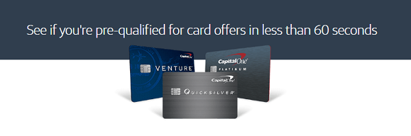 Pre approved credit cards no credit check