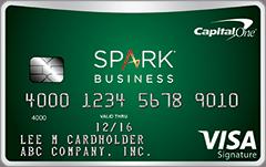 Capital One Spark Cash for Business Bonus: $750 Cash