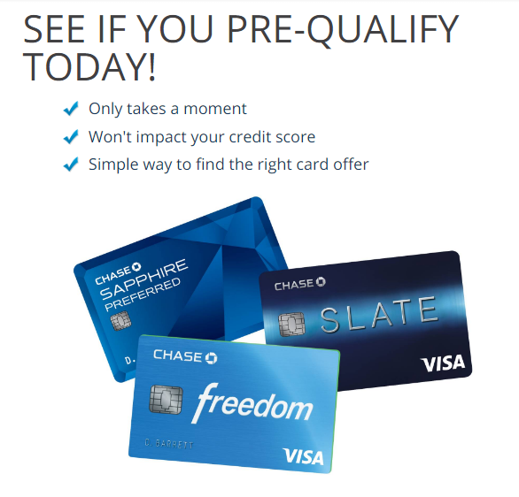 Check If You're Pre-Qualified For Credit Cards
