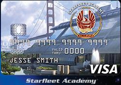 Star Trek Credit Card 2