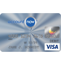 accountnow prepaid visa card review - Accountnow Gold Visa Prepaid Card