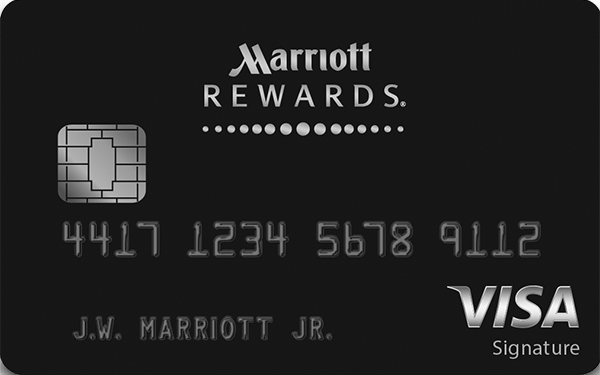Chase Marriott Rewards Premier Credit Card Review 75 000