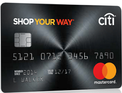 Citi Sears Credit Card Cash Back Offer 11 Grocery Gas