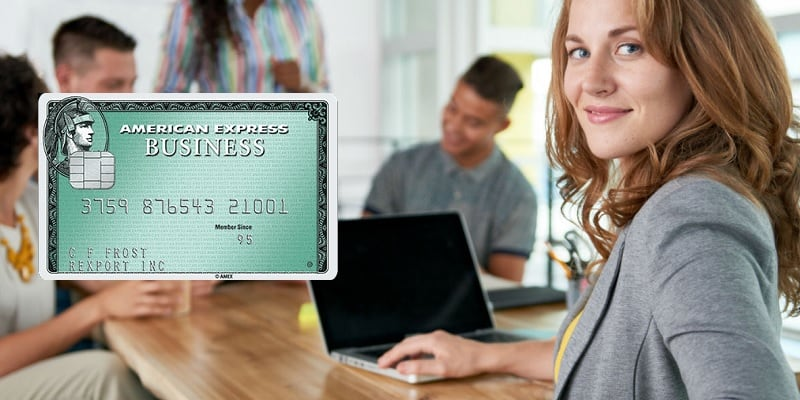 Business Green Rewards Card from American Express bonus promotion offer