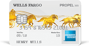 Wells Fargo Propel 365 American Express Card Review: 20,000