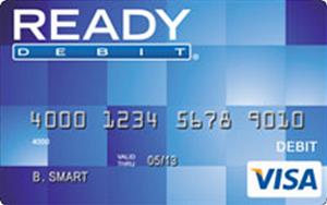 READYdebit Visa Prepaid Card Review