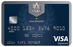usaa rewards visa signature review 2 500 bonus points. Black Bedroom Furniture Sets. Home Design Ideas