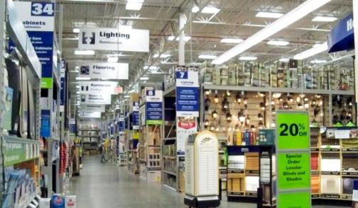 Best Credit Cards For Home Improvement Store Spending
