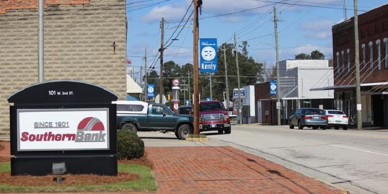 Southern Bank Promotion