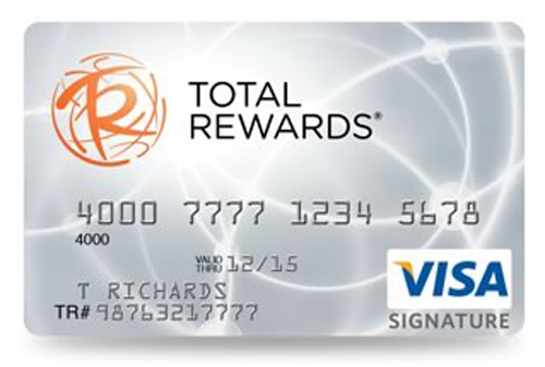 current total rewards visa cardholders will be able to register by february 10th 2017 for a chance to get diamond status you will need to spend 5000 or - Visa Rewards Card