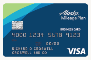 Alaska airlines visa business credit card review 32500 bonus earn 32500 bonus points after you sign up for the alaska airlines visa business credit card and spend at least 1000 within the first 90 days colourmoves