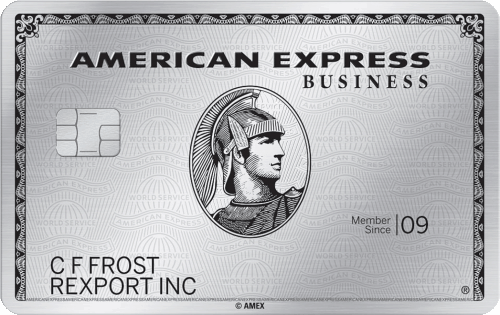 American Express Business Platinum Card Promotion: 100,000 Bonus Points