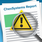 ChexSystems Inquiry Sensitive Banks & Credit Unions