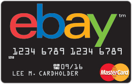 Ebay Extras Rewards Mastercard Bonus Offer: 8,8 Points For $8