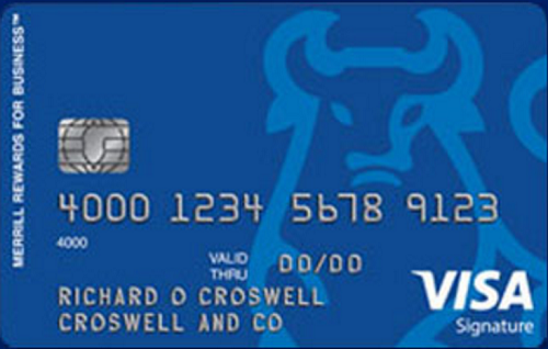Merrill rewards for business visa signature card review 1x the merrill rewards for business visa signature card is a great card for business owners looking to manage cash flow organize expenses and reconcile all reheart Image collections