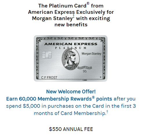 The Platinum Card from American Express Exclusively for