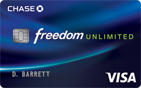 Chase Freedom Unlimited Review: $150 Bonus + 1.5% UR Points + No Annual Fee