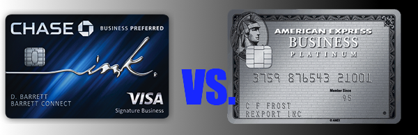 Chase Ink Preferred Vs American Express Business Platinum Which