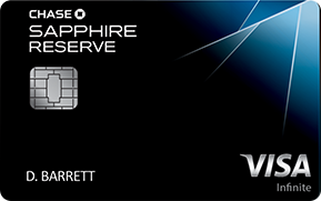 Chase Sapphire Reserve Review: 50,000 Ultimate Rewards Points Bonus Chase Bank Credit Card Promotion