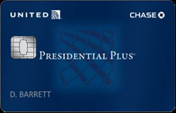 Chase united mileageplus presidential plus card review united mileage presidential plus card used to be a card offered by chase however the product was discontinued as of late 2014 however colourmoves