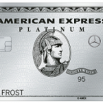 Platinum Card from American Express Exclusively for Mercedes Benz Review: 60,000 Membership Rewards Points (Ending January 2019)