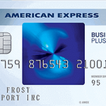 The Blue Business Plus Credit Card from American Express Review: 2X Points Back