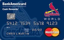 Mlb Bankamericard Cash Rewards Mastercard Review 100 Bonus