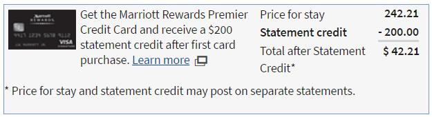 chase marriott rewards premier credit card features - Marriott Rewards Credit Card No Annual Fee