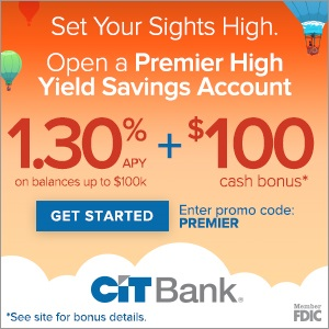 CIT Spring Savings Account