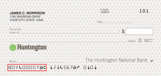 HuntingtionCheck What Is A Swift Code For Wire Transfers on