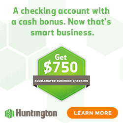 Huntington Accelerated Business Checking