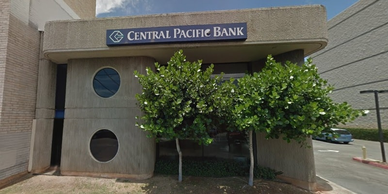 Central Pacific Bank Apple Watch Business Checking Bonus