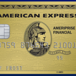American Express Gold Card for Ameriprise Financial Review: 25,000 MR Points
