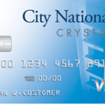 City National Bank Crystal Visa Infinite Card Review: 75,000 Points Bonus (In-Branch)