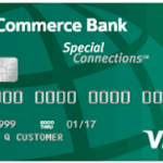 Commerce Bank Special Connections Credit Card: $150 Bonus + 1.5% Cash Back
