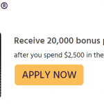 General Electric Credit Union Visa Signature Card Review: 20,000 Points Bonus
