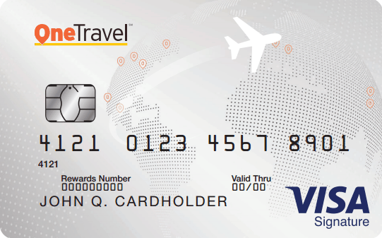 Image result for The OneTravel Credit Card