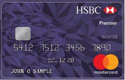 HSBC Premier World MasterCard Credit Card Review: 35,000 Bonus Points