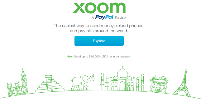 Xoom Referral Bonus: $10 Amazon Gift Card