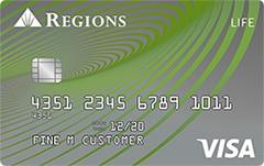 regions life visa credit card review no annual fee. Black Bedroom Furniture Sets. Home Design Ideas