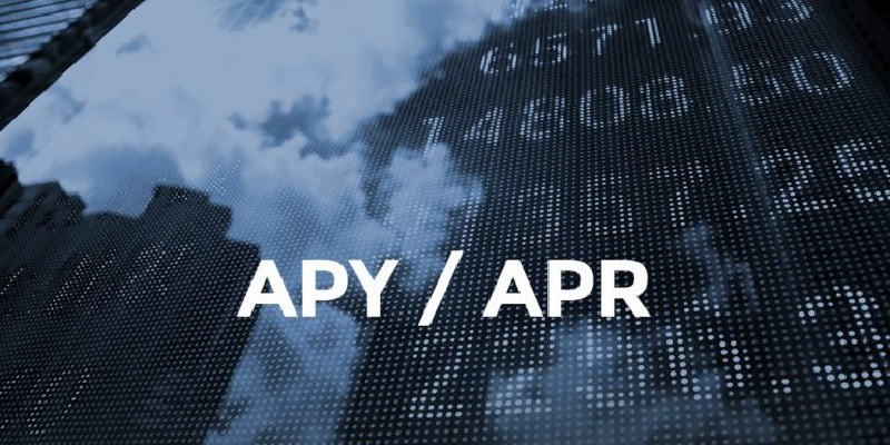 APR vs. APY- Differences, Pros & Cons