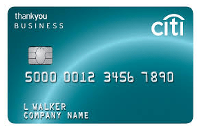 Citibusiness thankyou credit card review 40000 bonus points ymmv citibusiness thankyou reheart Choice Image