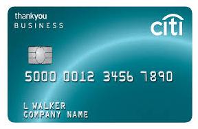 CitiBusiness ThankYou Credit Card Review: 40,000 Bonus
