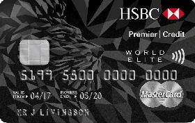Hsbc Premier World Elite Mastercard Credit Card Review 50000