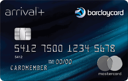 Barclaycard Arrival Plus World Elite Mastercard Review: 60,000 Bonus Miles