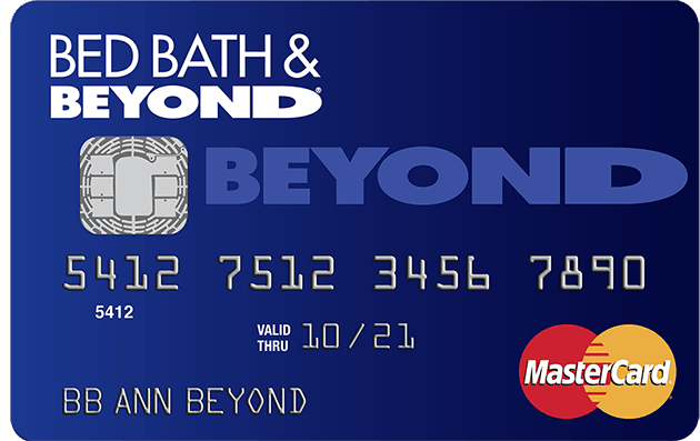 Attractive If Youu0027re A Frequent Bed Bath U0026 Beyond Shopper Than Maybe The Bed Bath U0026  Beyond Mastercard Credit Card Might Be A Viable Option For You With 5% Back  In ...