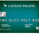 Cathay Pacific Visa Signature Card Review: 65,000 Asia Miles (Targeted)