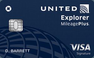 Chase United Explorer Card Bonus MileagePlus Chase Coupon Promo Codes