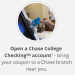 Advice On How To Manage Money For College Students: Open Chase College Checking + Earn Cash Bonus