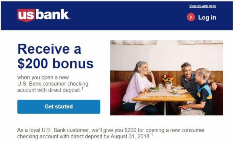 Key bank $200 promotional giveaways